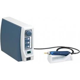 Mikrosilnik protetyczny bezszczotkowy - sterowanie kolanowe
