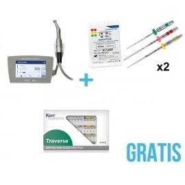 Elements™ E-Motion + 10 pilników TF Adaptive + Gratis Endometr Apex ID