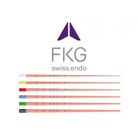 FKG GP Gutaperka SET 15-60 - 60 sztuk