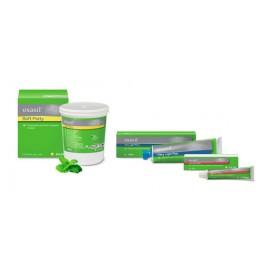 Oxasil putty / soft putty 1x900 ml + Oxasil Light Flow/ Very Flow/ Mucosa 1 x 140 ml + Oxasil Aktywator Pasta 60ml