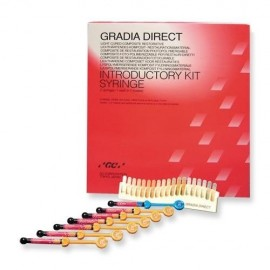 GC Gradia Zestaw Premium Kit 7 x 2,7ml + G-Bond 5ml