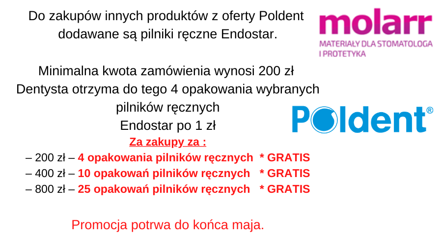 Promocja Poldent